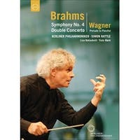 Brahms/Wagner - Sym 4/Double Concerto/Prelude to Parsifal [DVD]