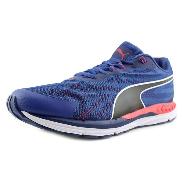 Puma Speed 600 Ignite 2 Men Blue-Bright Plasma-black Sneakers Shoes