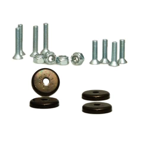 Offex Magnetic Security Camera Mounting Kit, includes 4 Rare Earth 26 lbs Magnets and Mounting Hardware