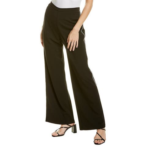 Adrianna Papell Pearl Crepe Pant
