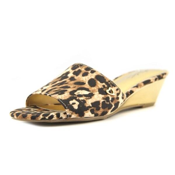 Thalia Sodi Riya Women Leopard Sandals