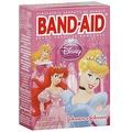 BAND-AID Children's Adhesive Bandages, Disney Princess, Assorted Sizes 20 ea - Thumbnail 0