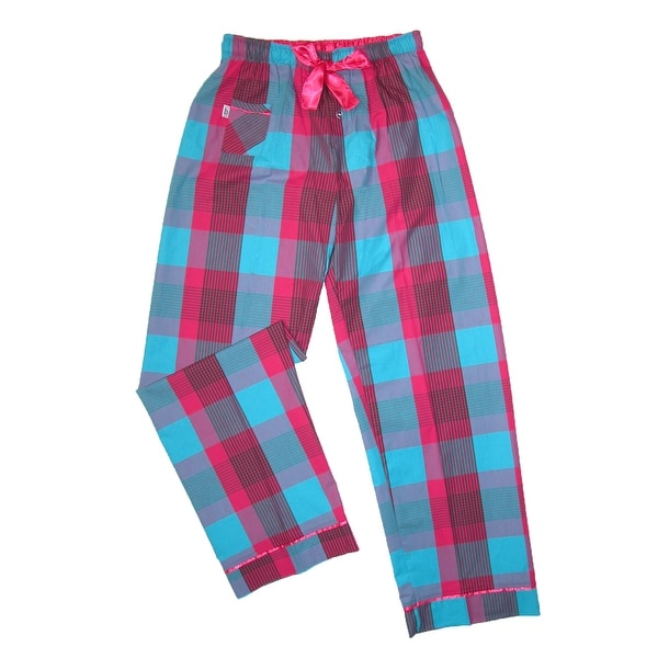Boxercraft Women's Cotton Plaid Pajama Sleep Pants