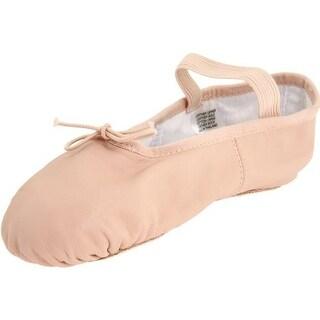 Bloch Womens Dansoft Ballet Shoes Leather Stretch