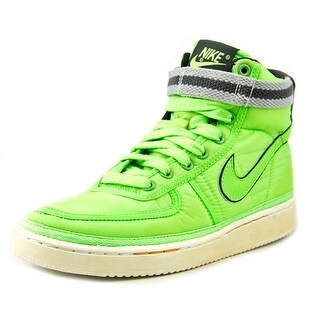 Nike Vandal High Supreme (VNTG) Youth Round Toe Synthetic Green Basketball Shoe