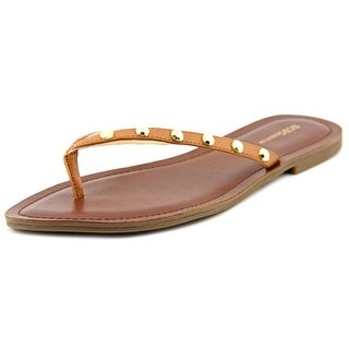 BCBGeneration Romata-X Women Open Toe Synthetic Thong Sandal
