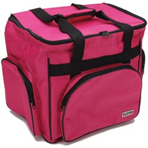 """14.5""""X14.5"""" Pink - Tutto Serger & Accessory Bag"""