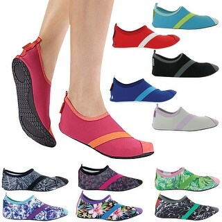 FitKicks Women's Breathable Ergonomic Comfort Non-Slip Sole Active Footwear (More options available)