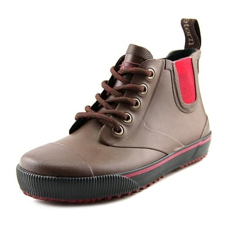 Tretorn Gunnar Round Toe Synthetic Rain Boot