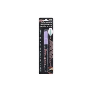 Uchida Bistro Chalk Marker Fine Card Pale Violet