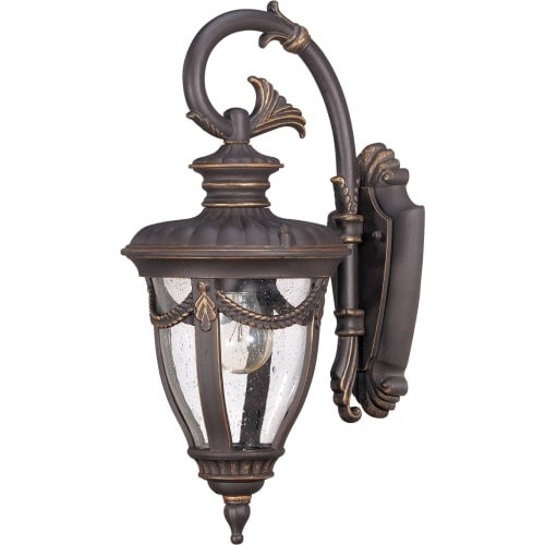 Nuvo Lighting 60/2046 Philippe Single Light Ambient Lighting Outdoor Wall Sconce