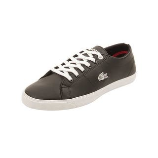 Lacoste Youth Marcel HTB Sneakers in Black/Light Grey (Option: 3.5)|https://ak1.ostkcdn.com/images/products/is/images/direct/81bf44e7e3a4b5f5f0fd2cdacdecebf5daa3f2db/Lacoste-Youth-Marcel-HTB-Sneakers-in-Black-Light-Grey.jpg?impolicy=medium