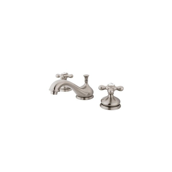 Elements Of Design Es1168ax Double Handle 8 To 16 Widespread Bathroom Faucet With American
