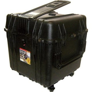 Padded Waterproof Case for Portable Capstan Winch, Model No.