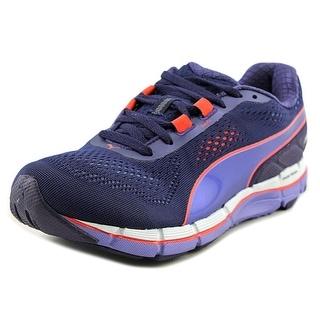 Puma Faas 600 V3 Women  Round Toe Synthetic Blue Tennis Shoe