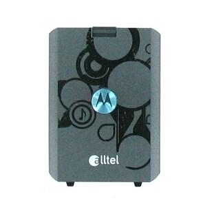 OEM Motorola Z6m Battery Door, Standard size - Alltel Pearl Gray
