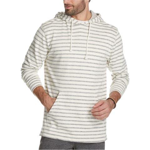 Weatherproof Mens Vintage Stripe Hoodie Sweatshirt