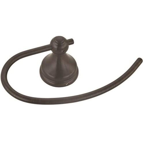 Mintcraft 5060C-50-10-SOU Venetian C-Towel Ring, Venetian Bronze