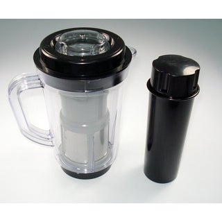 Juicer Attachment Pitcher Pusher Compatible with Original Magic Bullet Blender for Smoothies