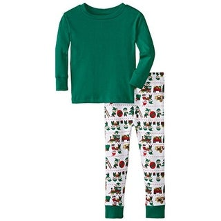 New Jammies Pajama Set Toddler Long Sleeves - 2T