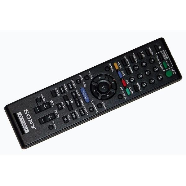OEM Sony Remote Control Originally Supplied With: BDVE280, BDV-E280, BDVE580, BDV-E580, BDVE880, BDV-E880
