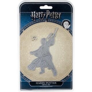 Harry Potter Die And Face Stamp Set-Harry Potter