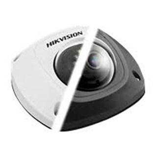 Hikvision 4 Megapixel Network Camera - Color, Monochrome