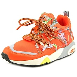 Puma Blaze Of Glory WNS X Swash O Round Toe Synthetic Sneakers