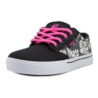 Etnies Jameson2 Eco Girl Black/Floral Athletic Shoes