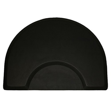 Shop Lcl Beauty 1 2 Inch Thick Half Round Anti Fatigue