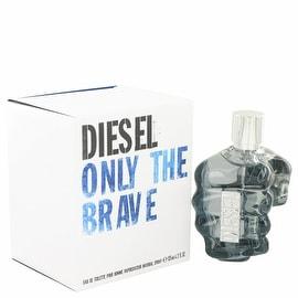 Only the Brave by Diesel Eau De Toilette Spray 4.2 oz - Men