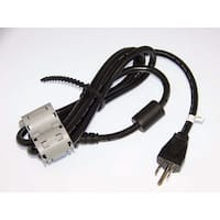 OEM Panasonic Power Cord Cable Originally Shipped With TH37PHD8GKJ, TH-37PHD8GKJ