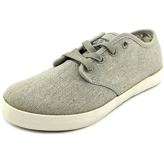 Movmt Marcos Round Toe Canvas Sneakers