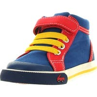 See Kai Run Boys Clark Fashion Sneakers - Blue - 4 m us toddler