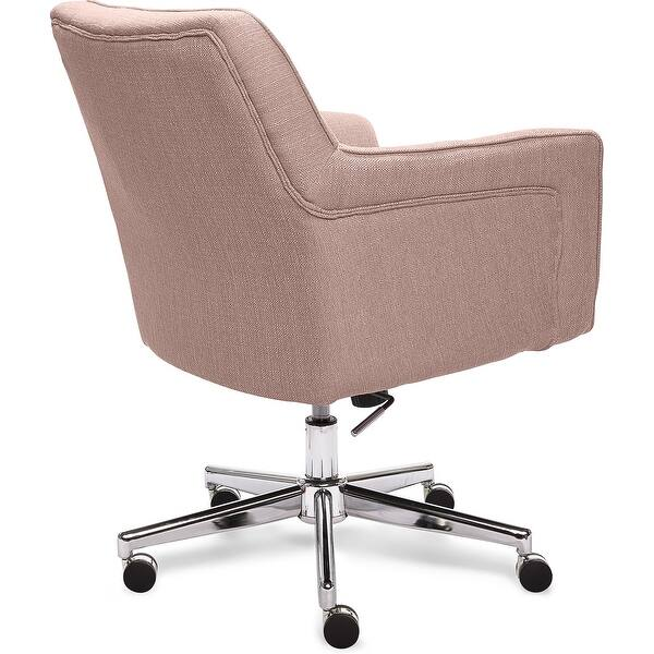 Shop Serta Style Ashland Home Office Chair Overstock 18010939 Fresh Lilac