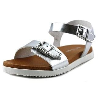 Nina Wendy Open Toe Synthetic Sandals