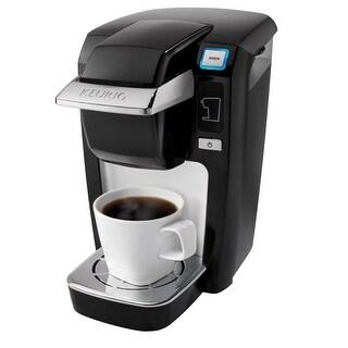 Keurig 119249 Mini Plus Personal Coffee and Tea Brewer, 3 Cup, Black