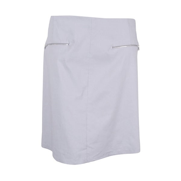 Shop Alfani Women s Plus Size Pull-On A-Line Skirt (24W 262dbcbdf9a0