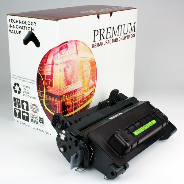 Re Premium Brand replacement for HP 90A CE390A MICR Toner