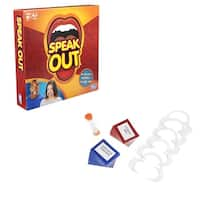 Speak Out Game By Hasbro - multi