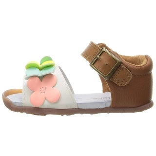 Carter's Baby Girl unquely Buckle Sandals - 4.5 Infants