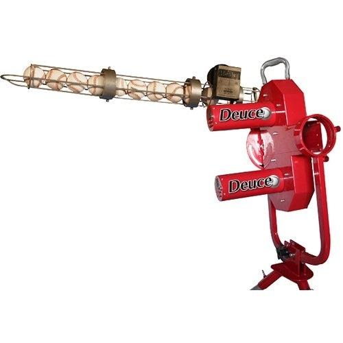 Shop Heater Sports Deuce Dual Wheel Pitching Machine