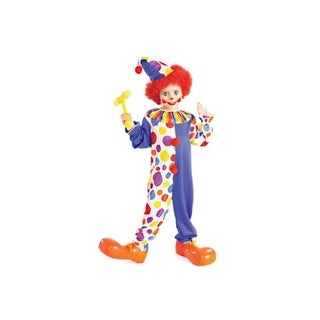 Kids Clown Costume