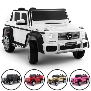 Link to Mercedes Maybach G650 12V Kids Ride-On Car with R/C Parental Remote Similar Items in Bicycles, Ride-On Toys & Scooters