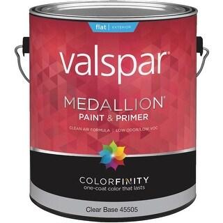 Valspar Ext Flat Clear Bs Paint