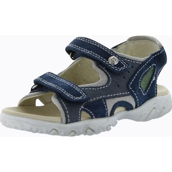 Naturino Boys Gavin European Fashion Sandals - bark.
