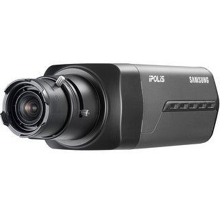 Samsung SNB-7002 Box Camera 3MP HDTV 1080p H.264 PoE