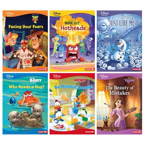 Disney Learning Everydy Stories 6St - Multi
