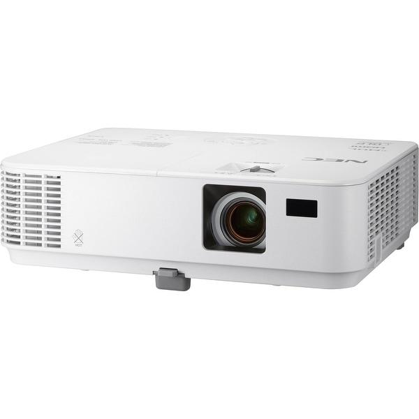 Nec Np-V332w 3D Ready Wxga Dlp Projector With 1280 X 800, 10000:1, Hdmi&Vga
