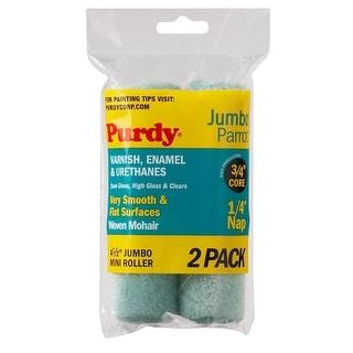 """Purdy 140624040 Jumbo Mini Roller, 1/4"""""""